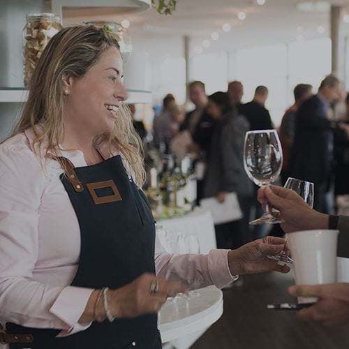 WineWorld and Vingruppen Sales Team – Beryl Lickander