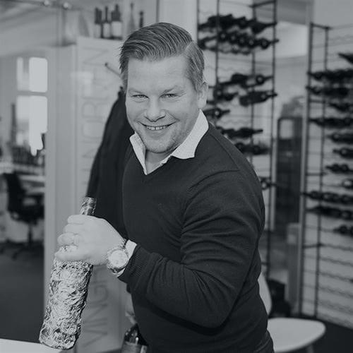 WineWorld and Vingruppen Sales Team – Eddie Malmberg