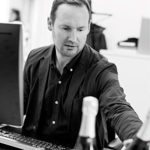 WineWorld and Vingruppen Sales Team – Frédéric Deremaux