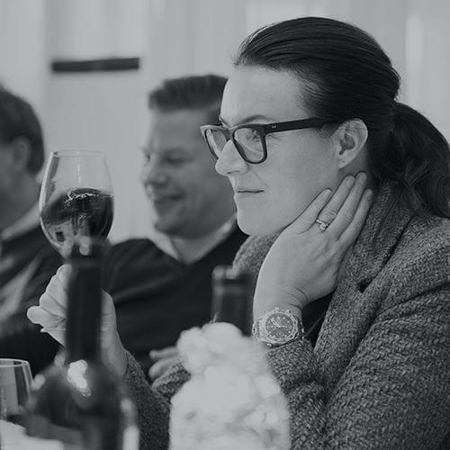 WineWorld and Vingruppen Sales Team – Maria Appelgren