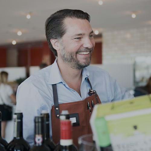 WineWorld and Vingruppen Sales Team – Markus Borgström