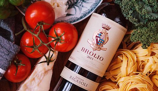Ricasoli wine producer